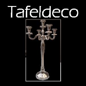 Tafel deco